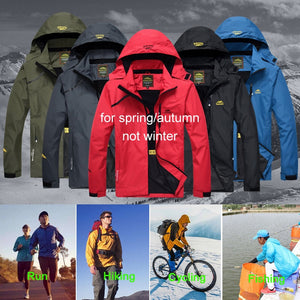 Men's Outdoor Hiking Jacket AM255