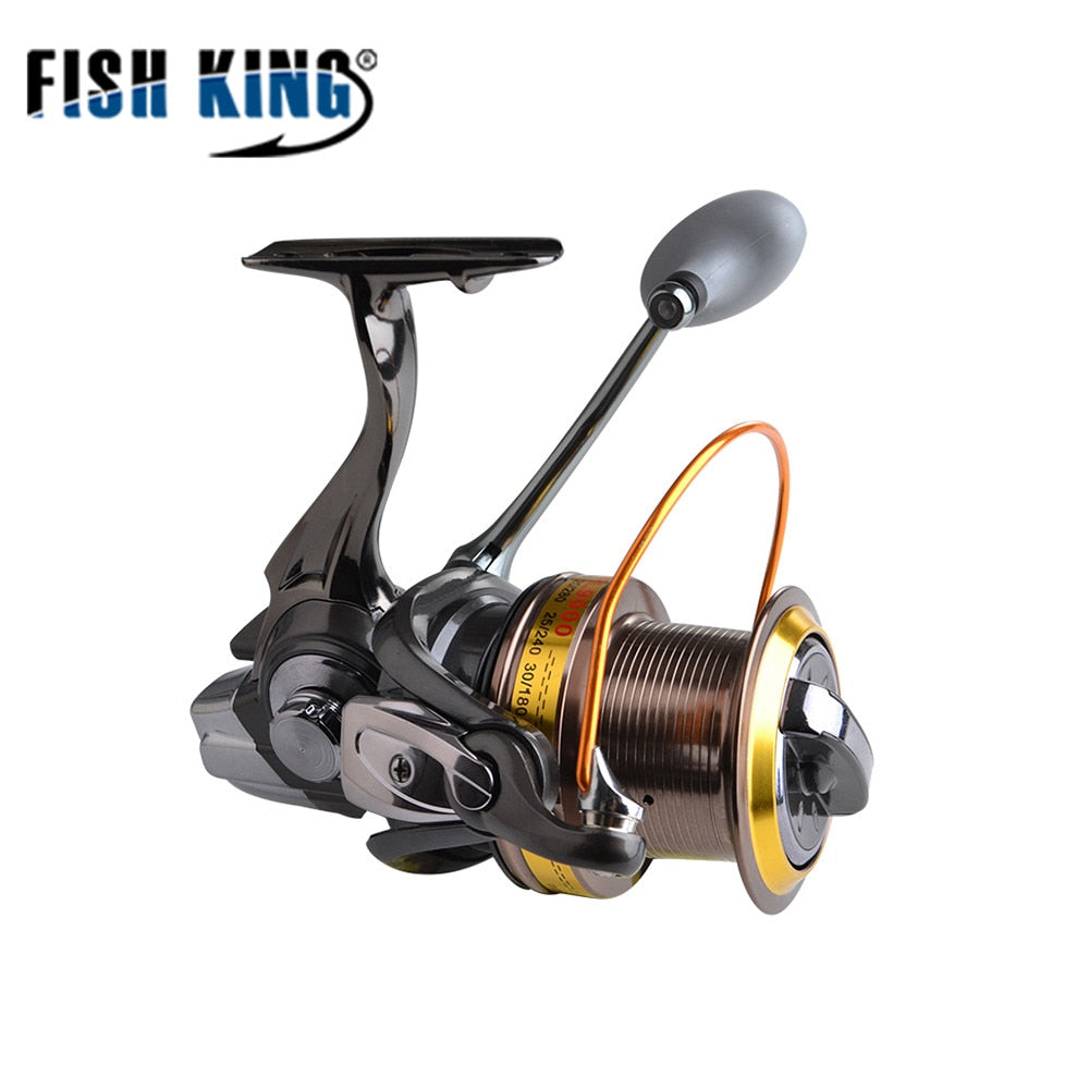 FISHKING Spinning Surf Fishing Reel.