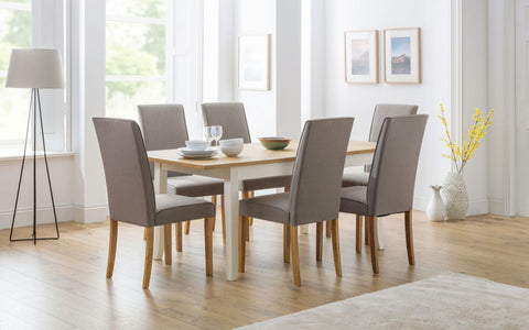 Seville Linen Dining Chair