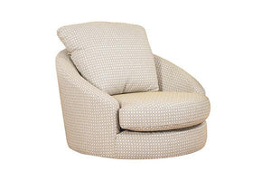 Blinx Swivel Chair Plain