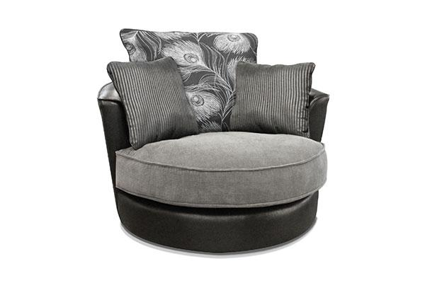 Luman  Swivel Chair Pattern