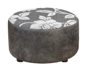 Virginia Footstool Plain