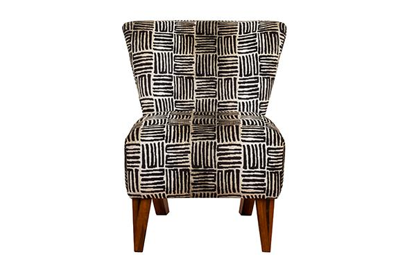 George Accent Chair Plain