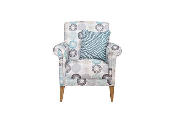 York Accent Chair Deluxe