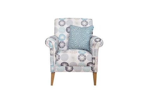 York Accent Chair Pattern