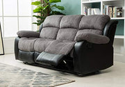 Florida 3 plus 2 Seater Reclining Set - 48 HOUR DELIVERY