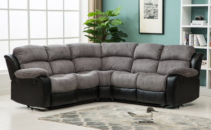 Florida Reclining Corner Sofa Set - 48 HOUR DELIVERY.
