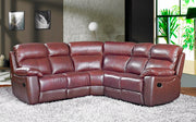 Alton Reclining Corner Sofa