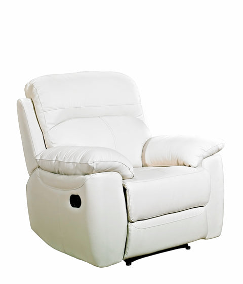 Alton Real Leather Recliner Chair - 3 DAY DELIVERY
