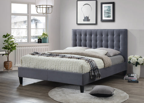 Becci Fabric Bed Frame - FREE DELIVERY