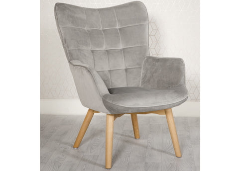 Deeney Accent Chair - Express Delivery