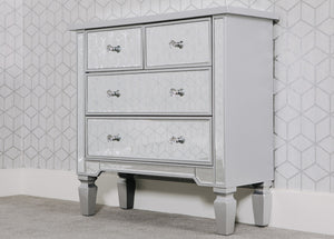Delph 4 Drawer Chest  - FREE DELIVERY