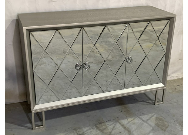 Diamond 3 Door Sideboard