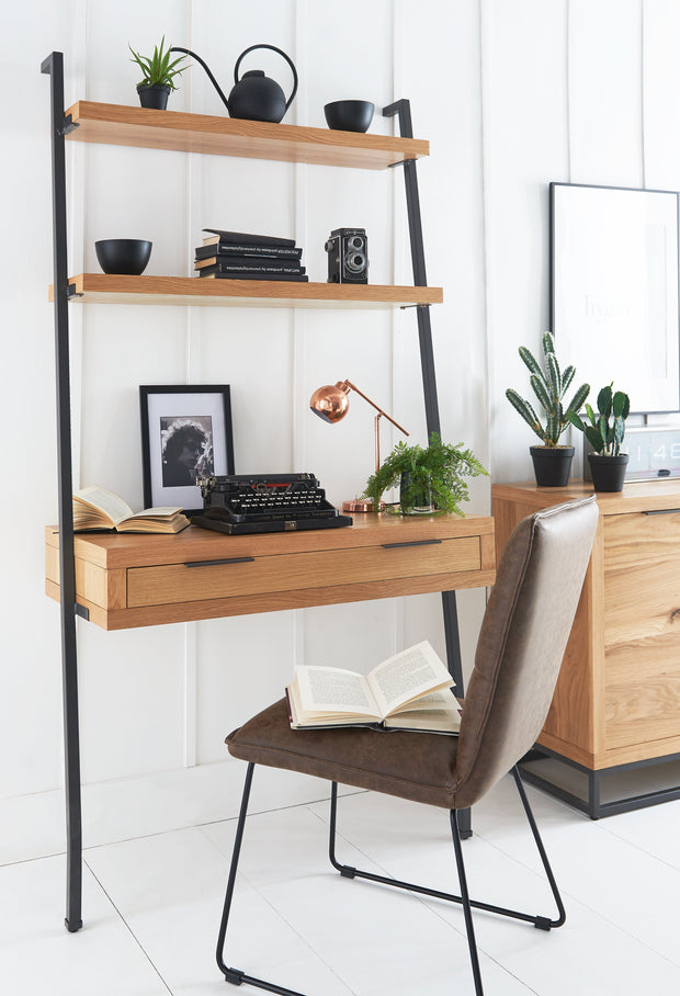Indiana Desk Bookcase