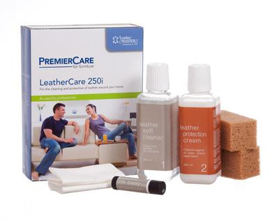 Leather Master 250 Clean & Care Kit - FREE UK Delivery
