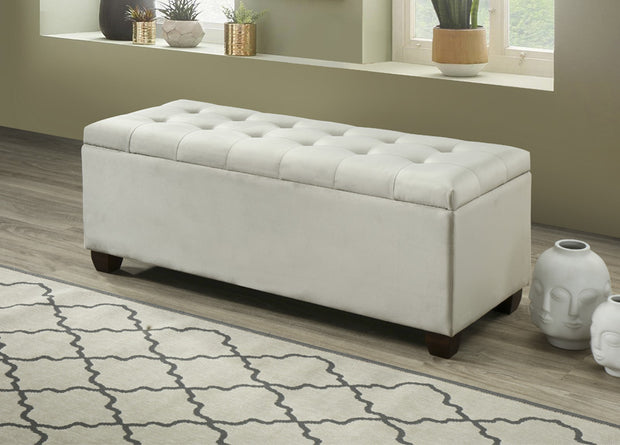 Lilia Ottoman Stool - FREE DELIVERY