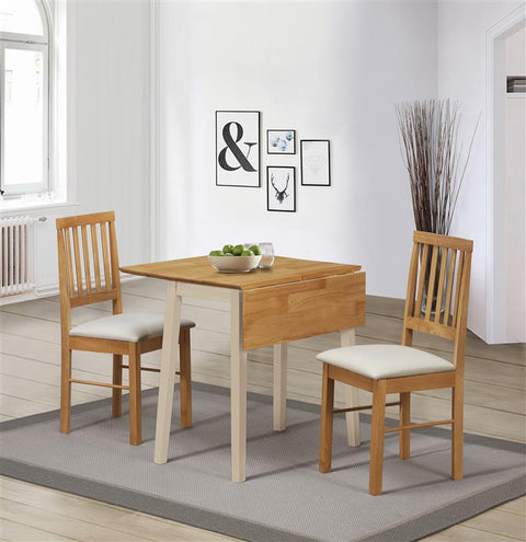 Lilly Drop Leaf Dining Table Set