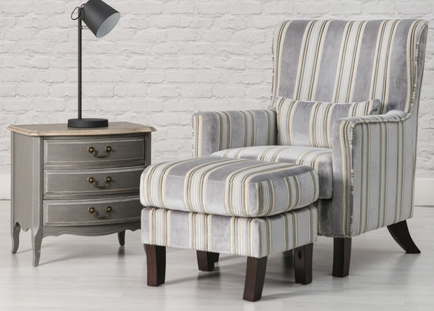 Monet Accent Chair - Express Delivery