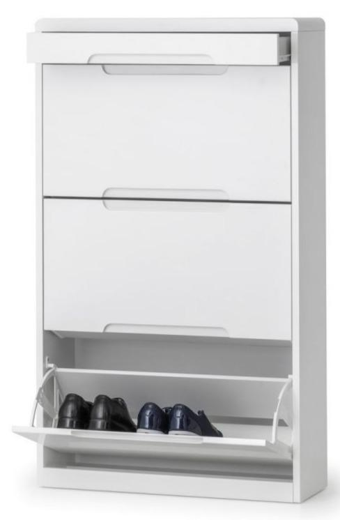 Manhattan Shoe Cabinet with Drawer