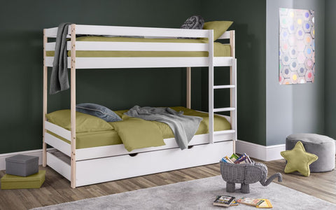Nova Bunk Bed Trundle