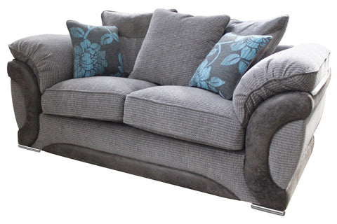 Omega Pillow Back 2 Seater Sofa