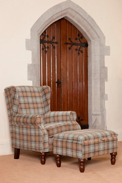 Shetland Accent Chair - Express Delivery
