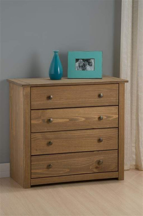 Santiago 4 Drawer Chest Of Drawers