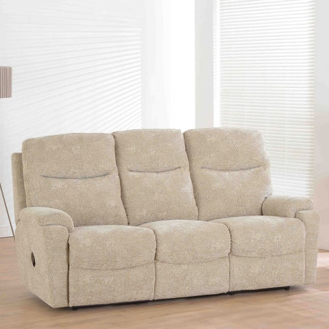 Townley 3 Seater Sofa with Recliner option