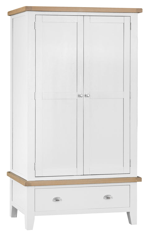 Truro Large 2 Door Wardrobe