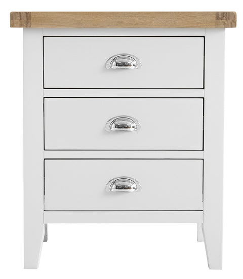 Truro Bedside Table - Various Sizes