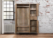 Urban 3 Door Combination Wardrobe
