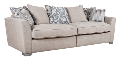 Atlantis 4 Seater Modular Standard Back Sofa