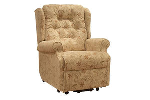 Belvedere Dual Motor Rise & Recliner Petite Chair
