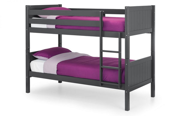 Bella Bunk Bed - Anthracite