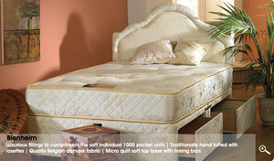 Lenheim 1000 Pocket Sprung Mattress