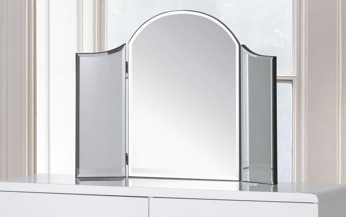 Kante Curved  Dressing Table Mirror MIR010