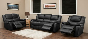 Harveys Leather Reclining Sofa & Chair Range