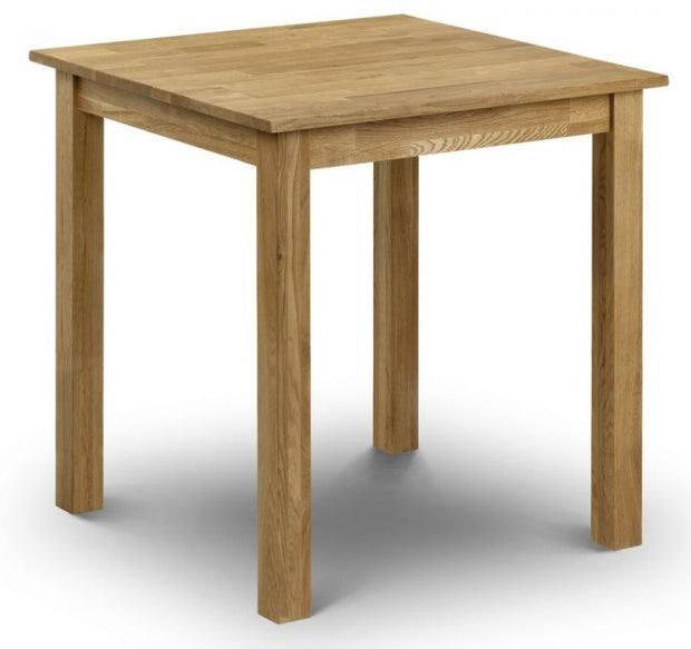 Coxmoor Oak Square Dining Table