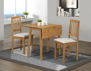Drop Leaf Dining Table Set