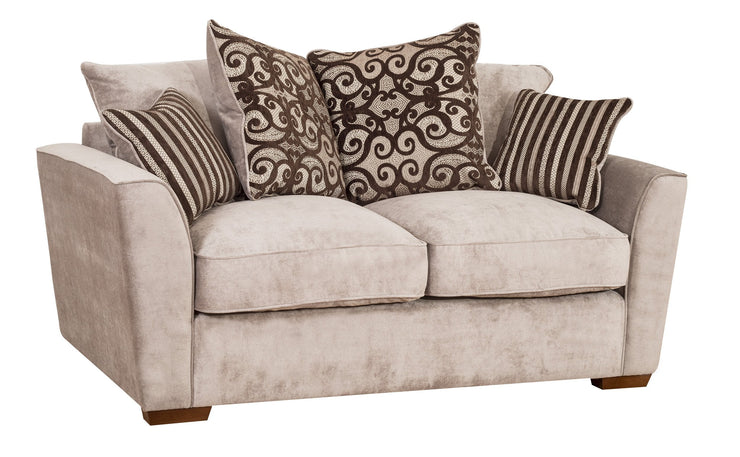 Fantasia Pillow Back 2 Seater Sofa
