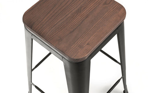 Grafton Backless Bar Stool