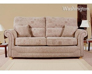 Ideal Upholstery Washington 4 Seater Sofa