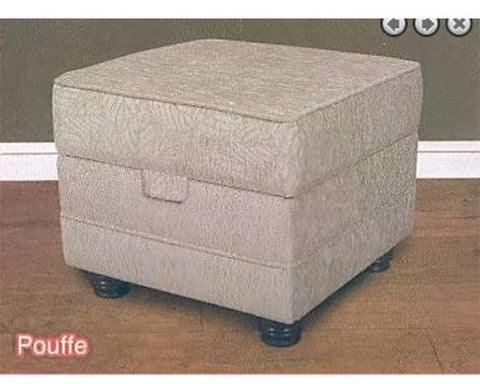 Ideal Upholstery Washington Storage Footstool