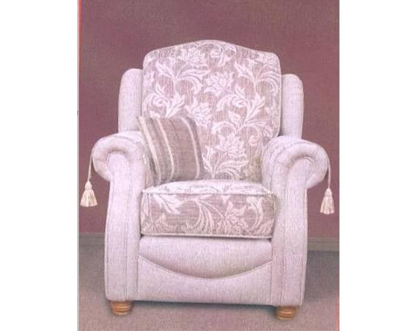 Ideal Upholstery Marlow Wing Chair