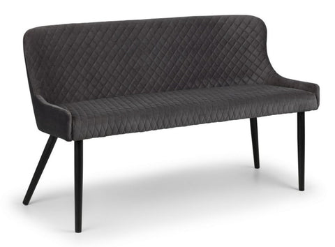 Luxe High Back Bench - Various Colours