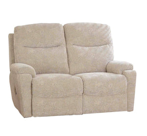 Townley 2 Seater Sofa with Recliner option