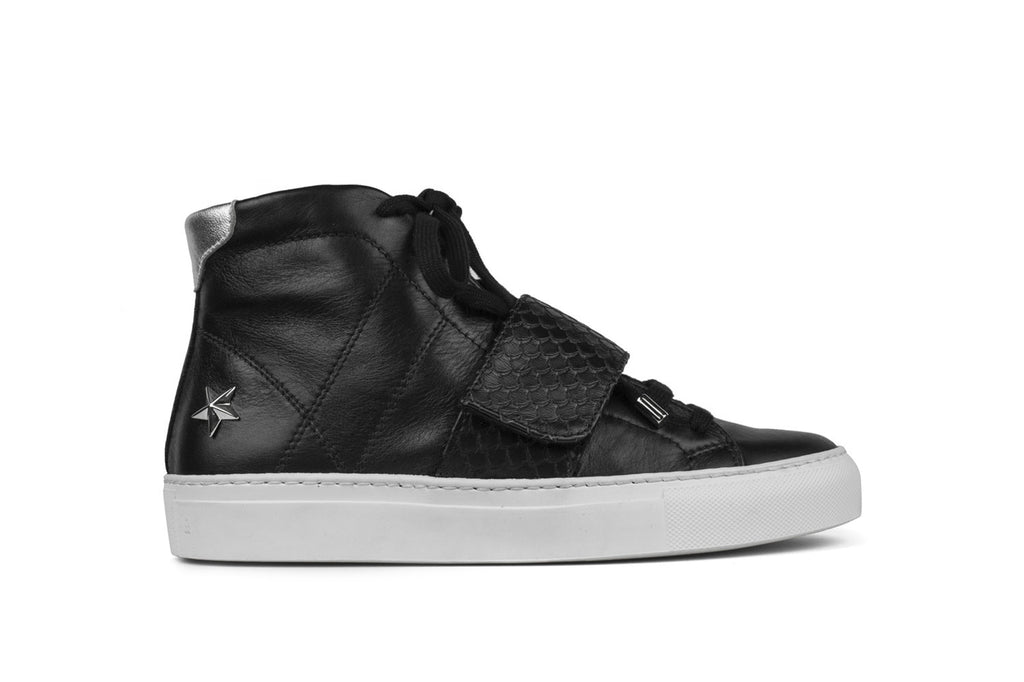Hip Star High Cut - Black