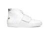 Hip Star High Cut - White