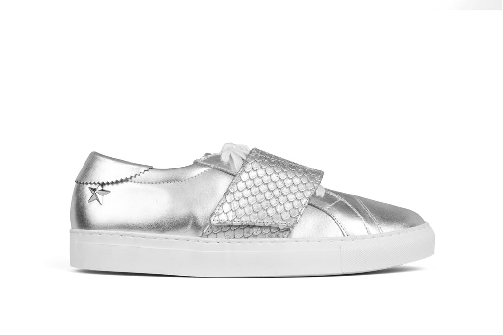Hip Star Low Cut - Silver