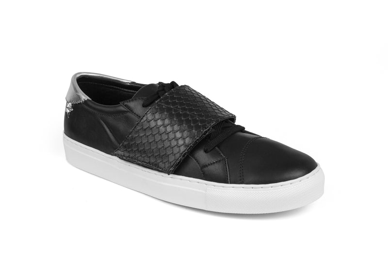 Hip Star Low Cut - Black